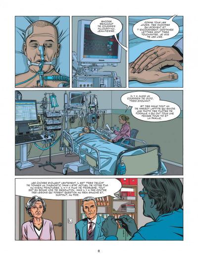 Page 5 Michel Vaillant - nouvelle saison tome 5 - Renaissance