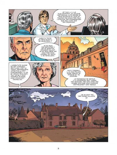 Page 6 Michel Vaillant - nouvelle saison tome 5 - Renaissance