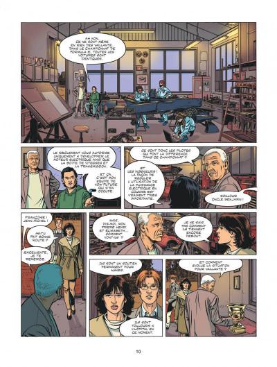 Page 7 Michel Vaillant - nouvelle saison tome 5 - Renaissance