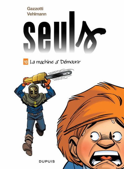 Couverture Seuls tome 10
