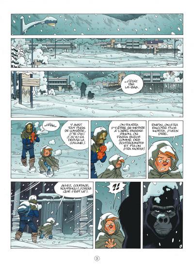 Page 2 Seuls tome 10 - La machine à démourir