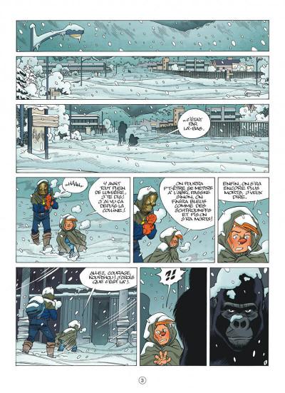 Page 3 Seuls tome 10 - La machine à démourir