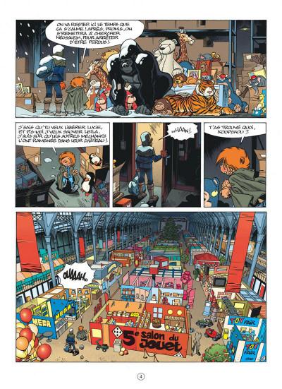 Page 4 Seuls tome 10 - La machine à démourir