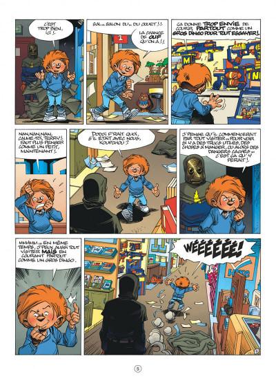 Page 5 Seuls tome 10 - La machine à démourir