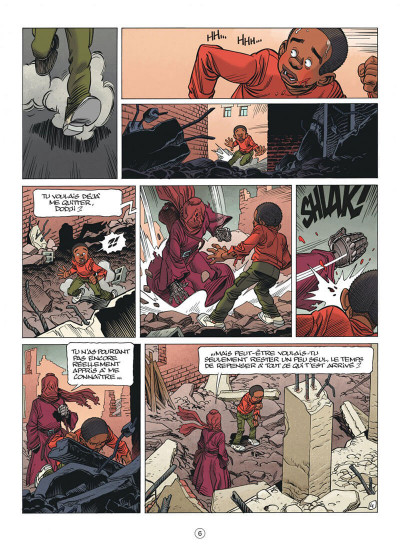 Page 6 Seuls tome 10