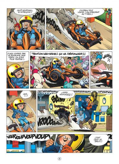 Page 8 Seuls tome 10 - La machine à démourir