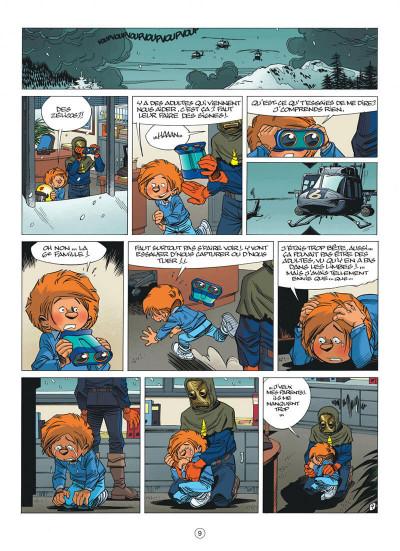 Page 9 Seuls tome 10 - La machine à démourir + ex-libris offert