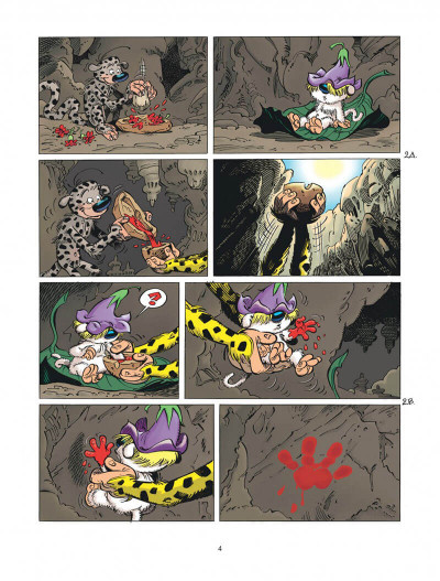 Page 4 Marsupilami tome 30