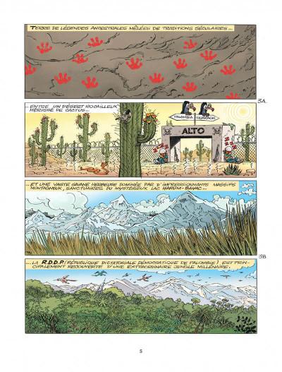 Page 5 Marsupilami tome 30