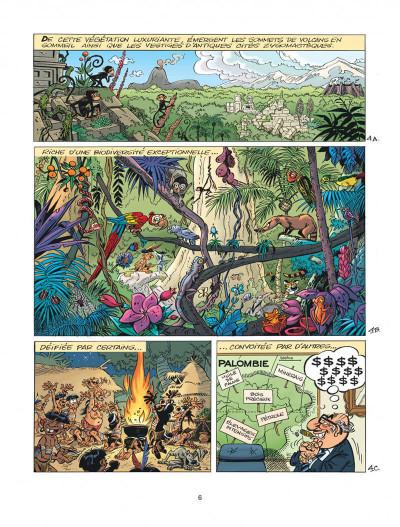 Page 6 Marsupilami tome 30