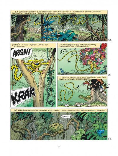 Page 7 Marsupilami tome 30