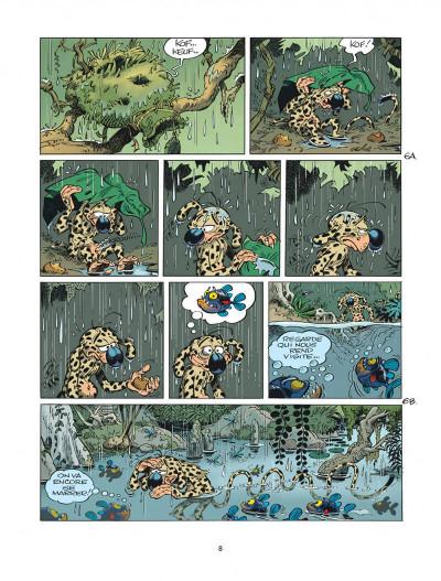 Page 8 Marsupilami tome 30