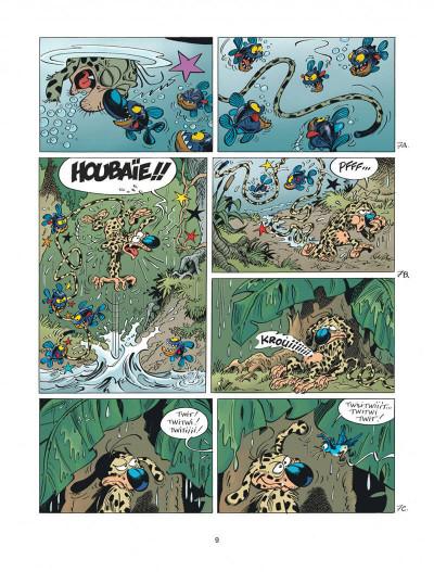 Page 9 Marsupilami tome 30