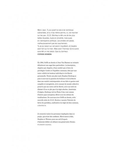 Page 1 SOS bonheur - saison 2 tome 1