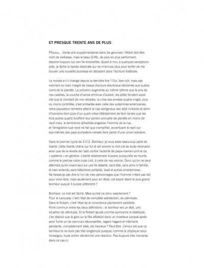 Page 2 SOS bonheur - saison 2 tome 1