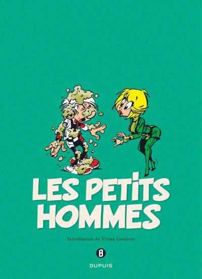 Page 3 Les petits hommes - intégrale tome 8