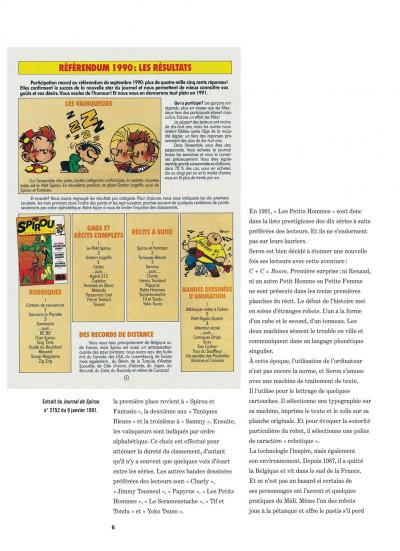 Page 6 Les petits hommes - intégrale tome 8