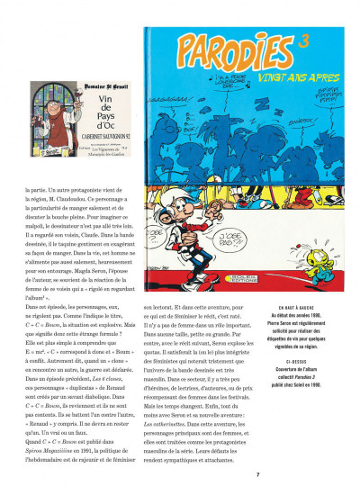 Page 7 Les petits hommes - intégrale tome 8