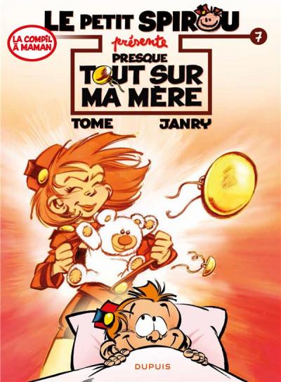 Couverture Le Petit Spirou présente... tome 7