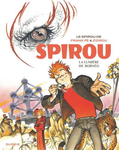 Couverture Spirou et Fantasio vu par... tome 10
