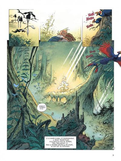 Page 3 Spirou et Fantasio vu par... tome 10