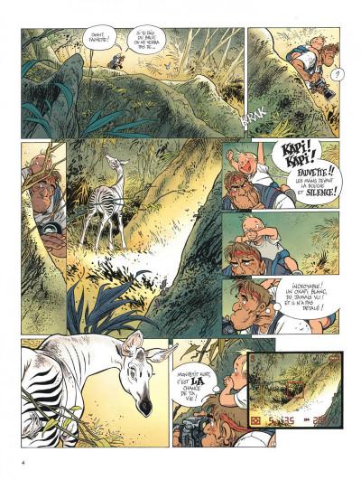 Page 4 Spirou et Fantasio vu par... tome 10