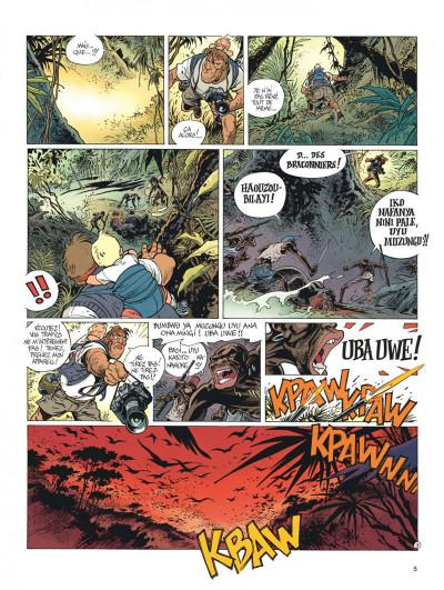 Page 5 Spirou et Fantasio vu par... tome 10