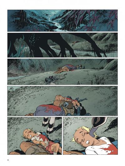 Page 6 Spirou et Fantasio vu par... tome 10