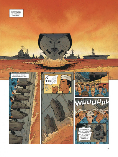 Page 5 Dent d'ours - intégrale tomes 1 à 3