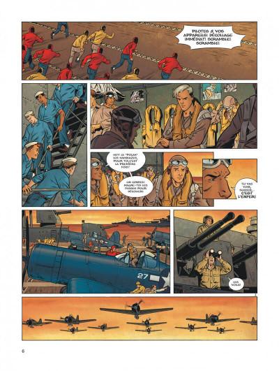Page 6 Dent d'ours - intégrale tomes 1 à 3