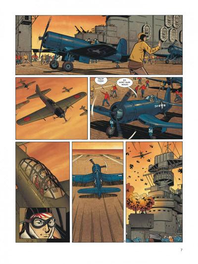 Page 7 Dent d'ours - intégrale tomes 1 à 3