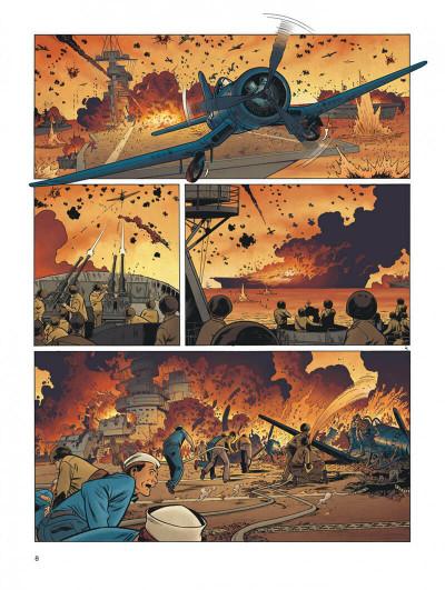 Page 8 Dent d'ours - intégrale tomes 1 à 3