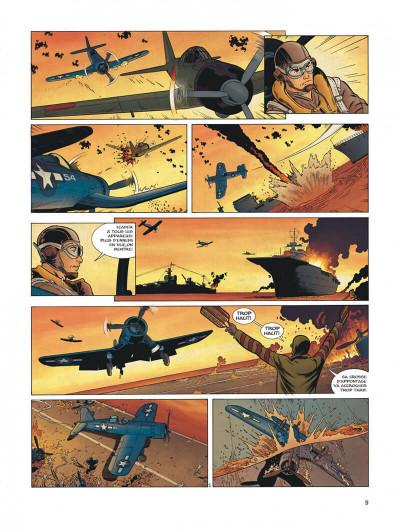 Page 9 Dent d'ours - intégrale tomes 1 à 3