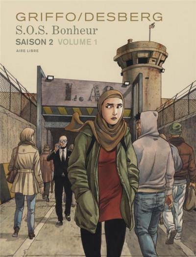 Couverture SOS bonheur - édition spéciale - saison 2 tome 1