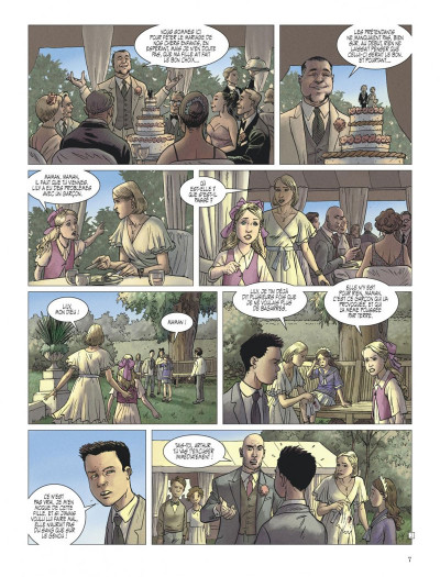 Page 1 SOS bonheur - édition spéciale - saison 2 tome 1