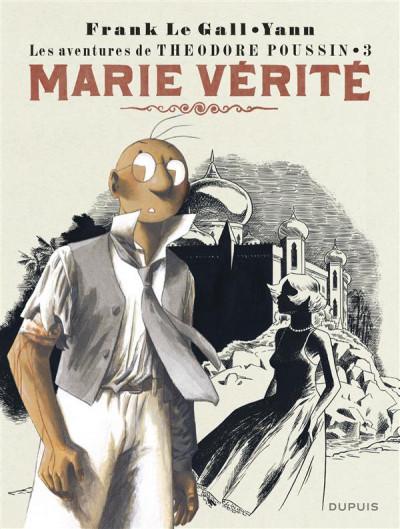 image de Théodore Poussin tome 3 - Marie Vérité