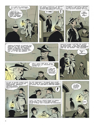 Page 4 Théodore Poussin tome 8 - La maison dans l'île