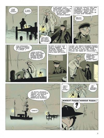 Page 5 Théodore Poussin tome 8 - La maison dans l'île