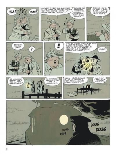 Page 6 Théodore Poussin tome 8 - La maison dans l'île