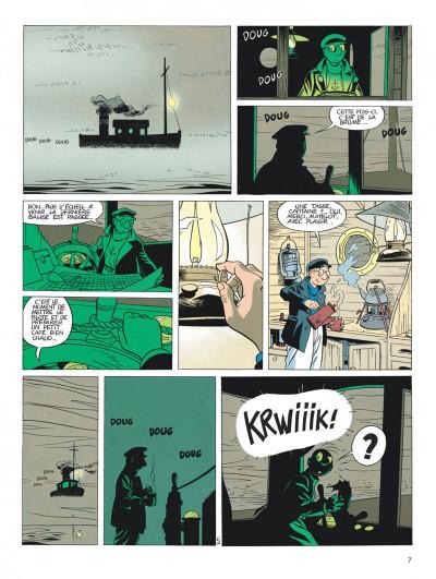 Page 7 Théodore Poussin tome 8 - La maison dans l'île