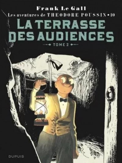Couverture Théodore Poussin tome 10