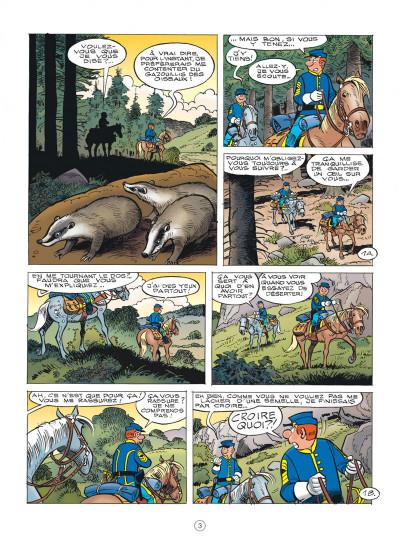 Page 2 Les tuniques bleues tome 61