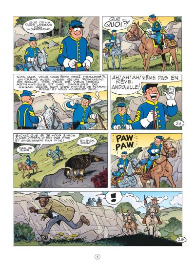 Page 4 Les tuniques bleues tome 61