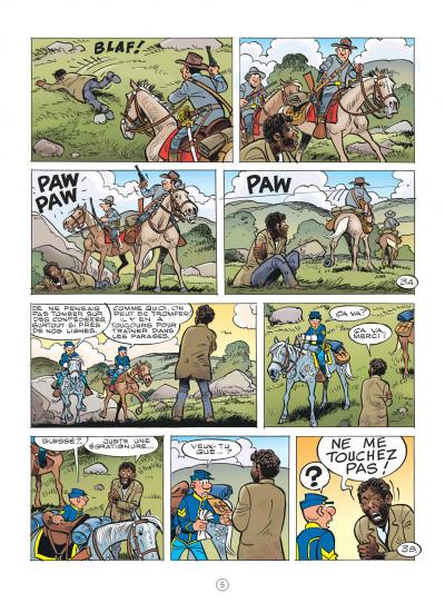 Page 5 Les tuniques bleues tome 61