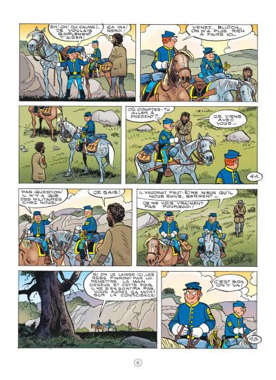 Page 6 Les tuniques bleues tome 61