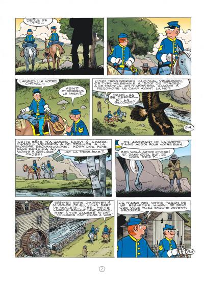 Page 7 Les tuniques bleues tome 61