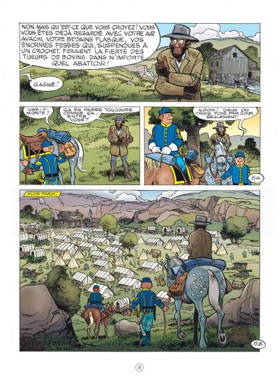Page 8 Les tuniques bleues tome 61