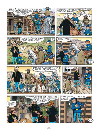 Page 9 Les tuniques bleues tome 61