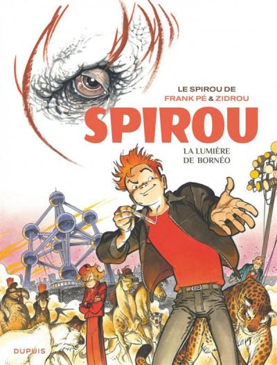 Couverture Spirou et Fantasio vu par... - tirage de tête tome 10