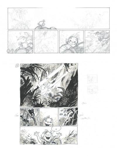 Page 2 Spirou et Fantasio vu par... - tirage de tête tome 10